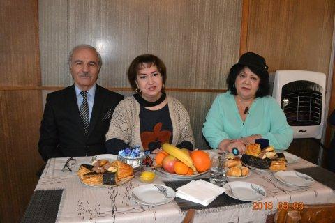 İranlı Mühacirlər Cəmiyyətində bayram tədbiri