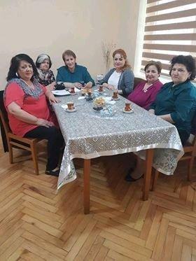 İMC Qadınlar Təşkilatı İH-nin iclası keçirilib