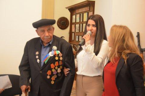 Hərb Tarixi Muzeyində qələbənin 73-cü ildönümünə həsr olunmuş tədbir keçirilib
