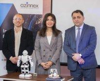 """AZINNEX """"Ümid yeri"""" uşaq evində Multimedia Mərkəzi açıb"""