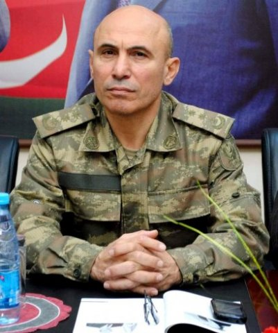 """""""Azərbaycan bayrağı"""" ordenli kəşfiyyatçı Ülfət Kərimovun anım günüdür"""