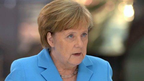 """Merkel: """"Azərbaycan regionda Almaniyanın ən böyük ticarət tərəfdaşıdır"""""""