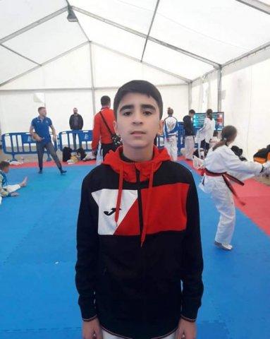 Azərbaycan taekvondoçusu Avropa birinciliyində gümüş medal qazanıb