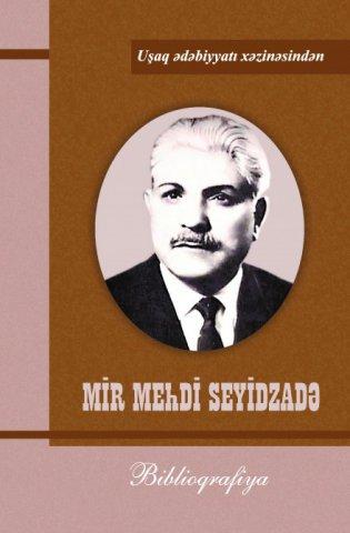 """Milli Kitabxanada """"Mir Mehdi Seyidzadə biblioqrafiya"""" kitabının təqdimat keçiriləcək"""