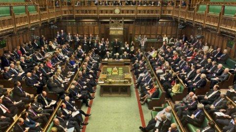 Avropa İttifaqı ilə əldə edilən razılaşma Böyük Britaniya parlamentinə təqdim olunub
