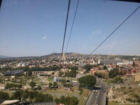 Tbilisinin mərkəzinə kanat yolu çəkiləcək