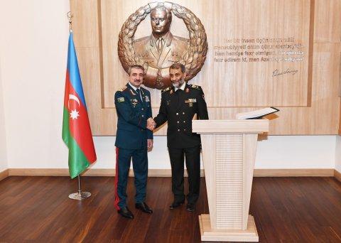 Elçin Quliyev iranlı komandanla razılıq əldə etdi