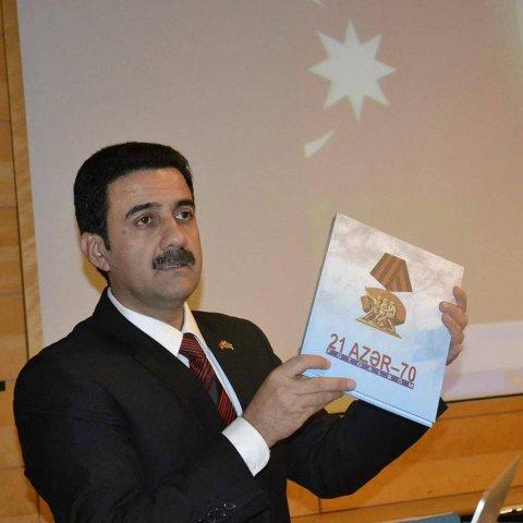 """21 Azər"""" Hərəkatına 73 il sonra baxış - Rüfət Muradlı"""