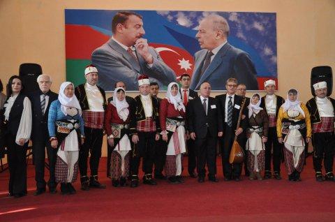 Şeyx Zahid Gilaninin 800 illik yubileyi ilə bağlı Beynəlxalq simpozium keçirilib.
