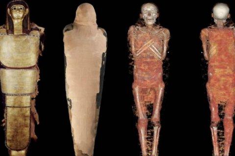 Alimlər Misir mumiyalarının sirrini aşkar ediblər