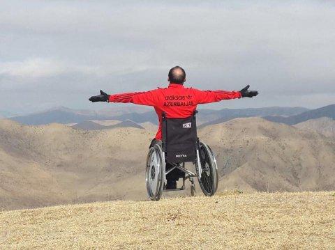 Azərbaycanlı paralimpiyaçı haqqında film beynəlxalq festivalda