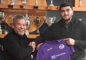Azərbaycanlı futbolçu Malta klubunda
