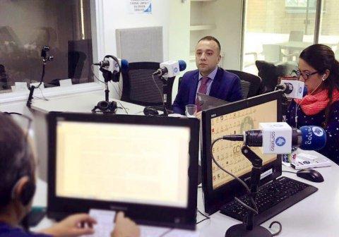 Kolumbiya radiosunda Azərbaycana həsr olunmuş xüsusi veriliş yayımlanıb