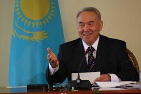 Nursultan Nazarbayev Pəhləvanı təbrik  edib