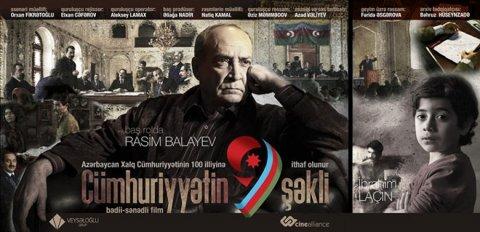 """Vikipediyada """"Cümhuriyyətin 9 şəkli"""" filmi haqqında məqalə yaradılıb"""