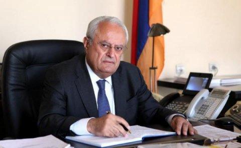 Yerevanın keçmiş merinə qarşı cinayət işi açıldı