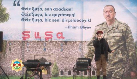 """""""Bayatı-Şiraz""""ın Şuşa sevinci - Günel Abbas yazır"""