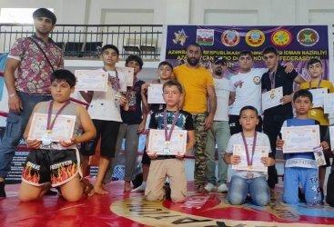 Astaralı idmançılar Respublika turnirində uğurla çıxış ediblər