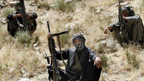 Tacikistanla sərhədin 70 faizi Talibanın nəzarətinə keçib