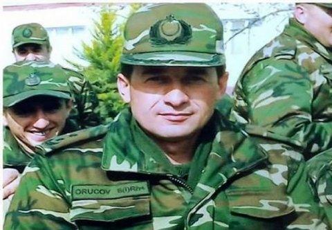 Şəhid polkovnik-leytenant Raquf Orucovun doğum günüdür