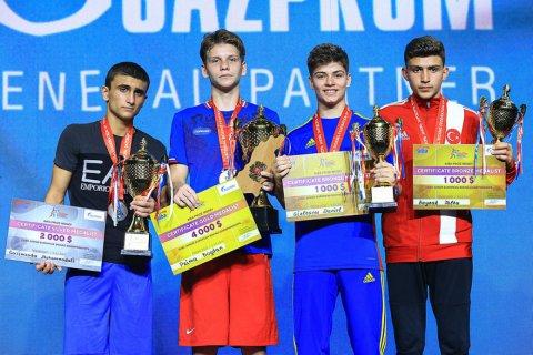 Azərbaycan boksçusu Avropa birinciliyini gümüş medalla başa vurub