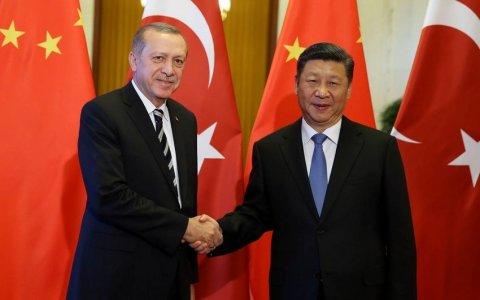 Türkiyə və Çin liderləri telefonla danışıb