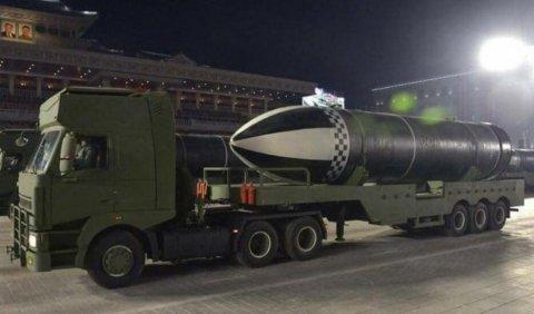 Şimali Koreya yeni uzaqmənzilli raketini sınaqdan keçirdi