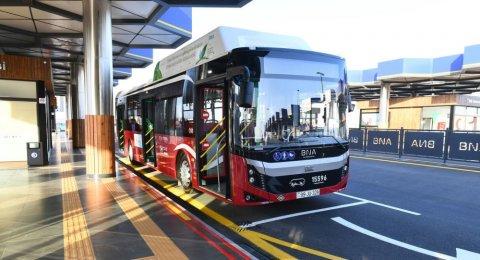 Yeddi ayda 64 avtobus gətirilib